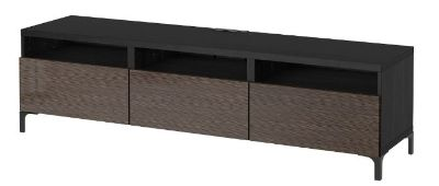 Ikea Besta TV/Media Center w/ Storage