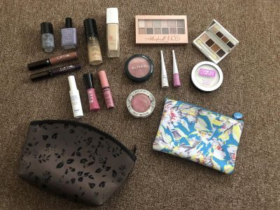 Some new & gently used Makeup Lot