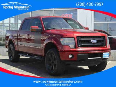 Used 2013 Ford F150 SuperCrew Cab for sale