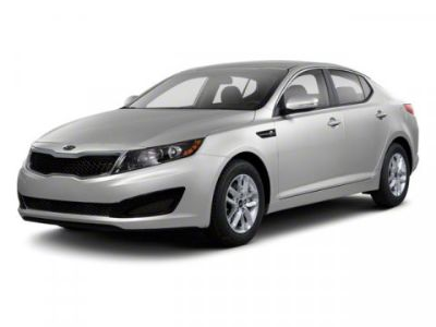2013 Kia Optima SX Turbo (Ebony Black)