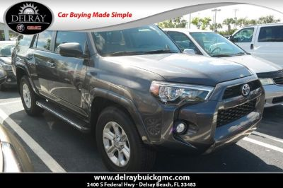2017 Toyota 4Runner Limited (cement)