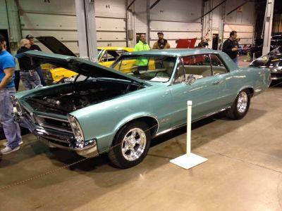 1965 GTO for trade