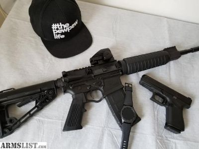 For Sale: American Tactical ar-15