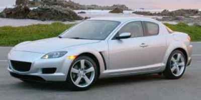 2004 Mazda RX-8 Manual (Titanium Gray Metallic)