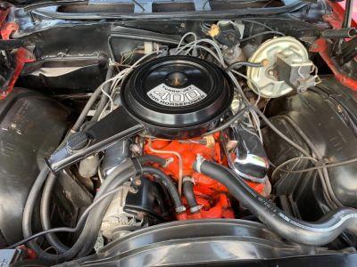 1971 Chevrolet CHEVELLE SS Super Sport (Red)