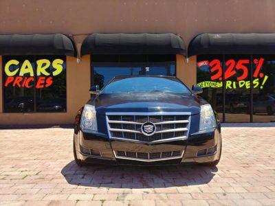 2011 Cadillac CTS 3.6L (Black)