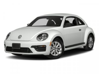 2017 Volkswagen Beetle 1.8T PZEV (Gray)