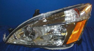 Purchase L HEADLIGHT 03-07 ACCORD with Warranty FAST SHIP motorcycle in Saint Paul, Minnesota, US, for US $68.75