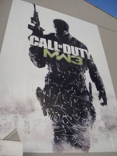 Modern Warfare 3 Xbox360 (west plains)