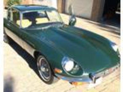 1972 Jaguar E-Type Series III