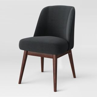 Black Accent Office Chair