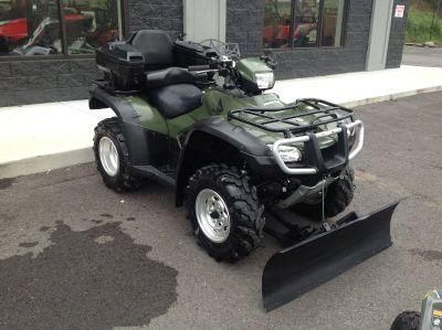 2011 Honda FourTrax Foreman Rubicon Utility ATVs Pikeville, KY