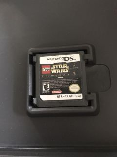 DS game LEGO Star Wars