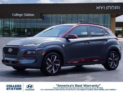 2019 Hyundai KONA (Matte Gray w/Iron Man Red Roof)