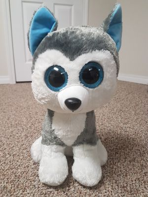 Big Husky Plush
