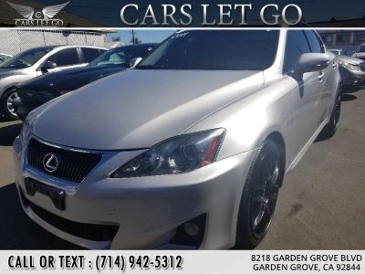 2011 Lexus IS 250 Base (Tungsten Pearl)