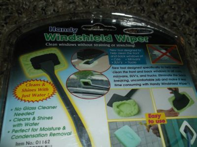 car windshield cleaner mop