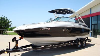 2009 Crownline 260BR Runabouts Boats Lewisville, TX