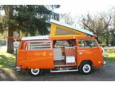 1973 Volkswagen Bus/Vanagon Westfalia Campmobile