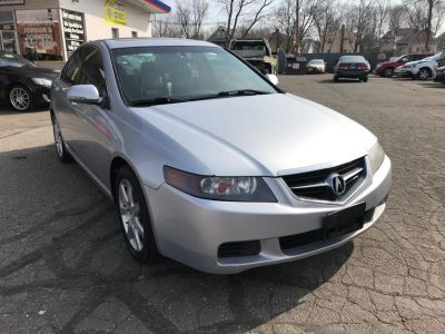 2005 Acura TSX Base (Satin Silver Metallic)