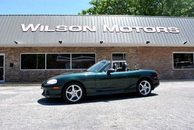 2003 Mazda MX-5 Miata Base (Green)