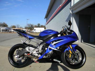 2009 Yamaha YZFR6 SuperSport Motorcycles Springfield, MA