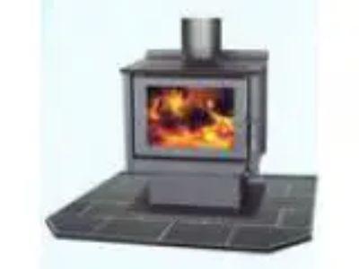 Settler Wood Heater and Flue. Brand new in box.