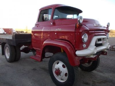 1956 GMC Napco Truck for sale in Lethbridge, Alberta, Canada.