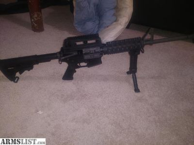 For Sale: Spikes Tactical AR 15