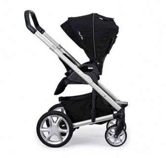 N una Mixx Baby Stroller - Perfect Condition - FREE Car Seat Adpt