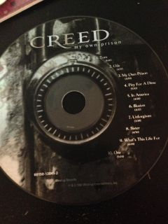 Creed My own prison cd
