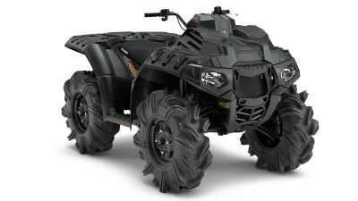 2018 Polaris Sportsman 850 High Lifter Edition Sport-Utility ATVs Lowell, NC