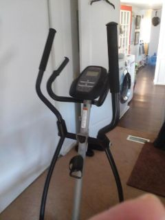NEW PROFORM ELLIPTICAL TRAINER