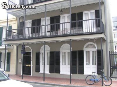 $1100 2 apartment in French Quarter