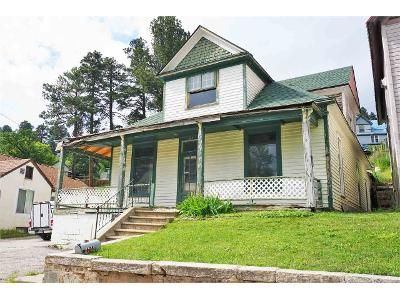 4 Bed 2 Bath Foreclosure Property in Lead, SD 57754 - Railroad Ave