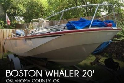 1979 Boston Whaler Outrage V-20