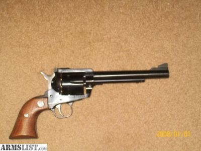 For Sale/Trade: ruger blkhwk 357 mag.