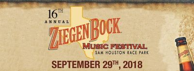 (1-4) Ziegenbock Music Festival Tickets - BELOW COST - Sat, Sept. 29!