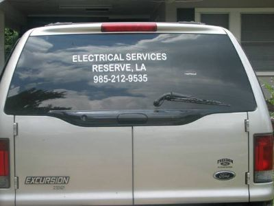 Residential Electrical Services (St John Parish)