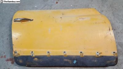 Ghia Passenger door (68 and later vehicle)