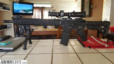 For Sale: 458 SOCOM