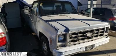 For Sale/Trade: 79 Chevy longbed for trade