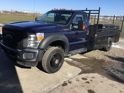 2011 Ford F-450 Chassis XL