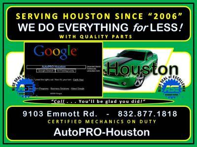 Auto Repair On-Site Mobile Mechanics Houston TX Harris County