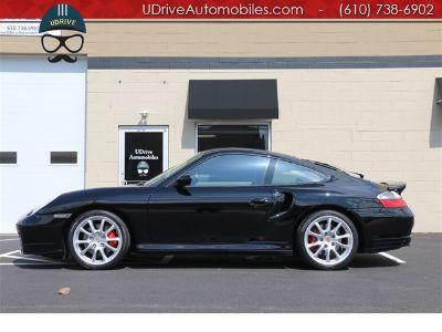 2003 Porsche 911 Turbo (Black)
