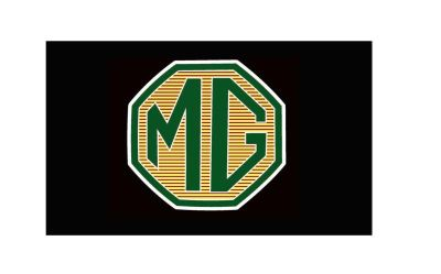 Purchase M G GREEN FLAG 3' X 5' MG EMBLEM BANNER JX motorcycle in Castle Rock, Washington, US, for US $18.95