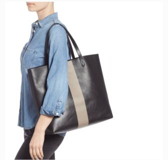 Madewell Transport tote large black
