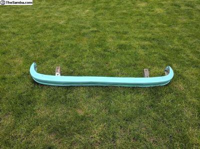 rear bumper complete