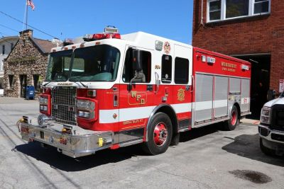 Woodbury Fire District Surplus Auction..