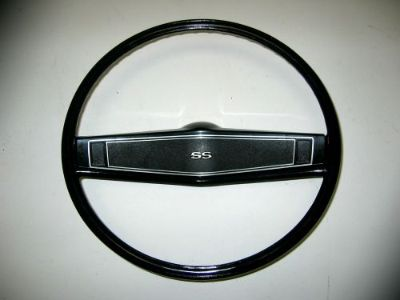 Sell 69 70 Chevelle El Camino SS Steering Wheel motorcycle in Placentia, California, United States, for US $294.00